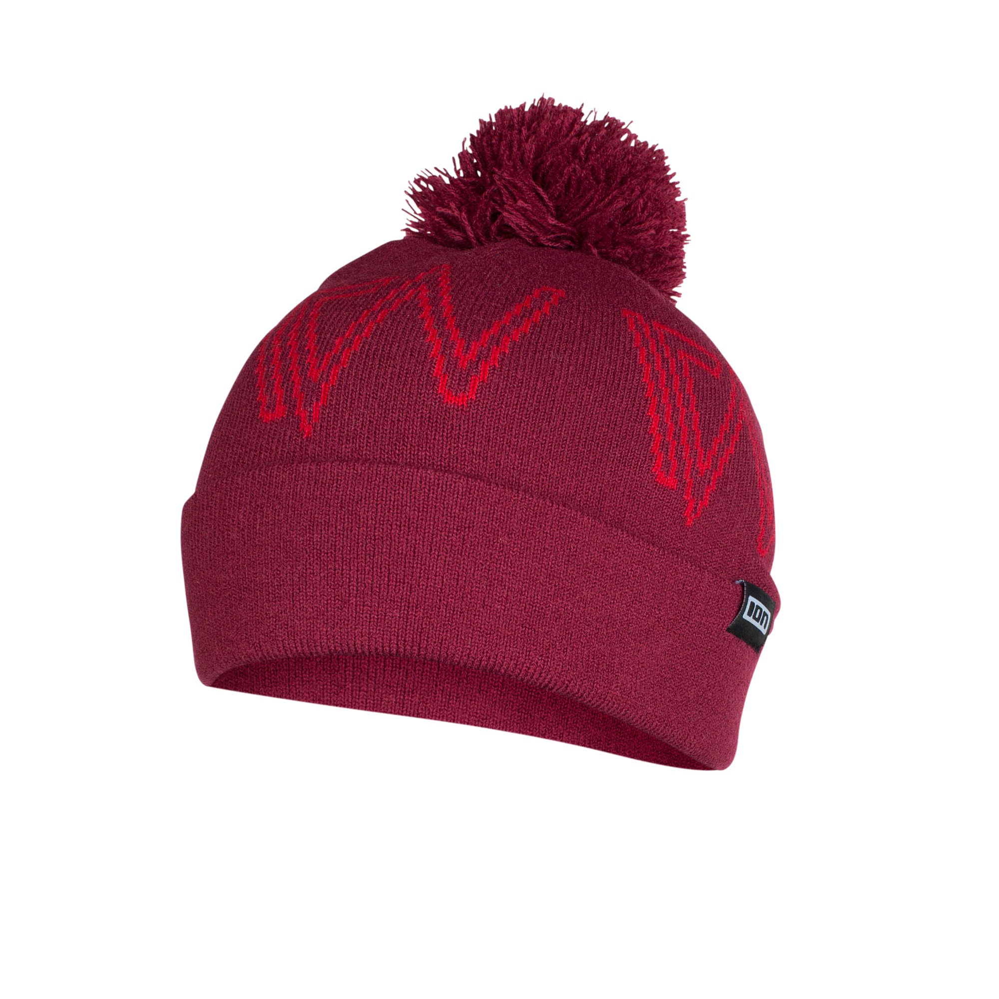 Beanie_Tag_Red