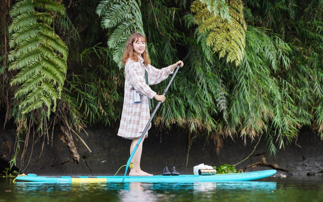 峨眉湖SUP體驗-20200511