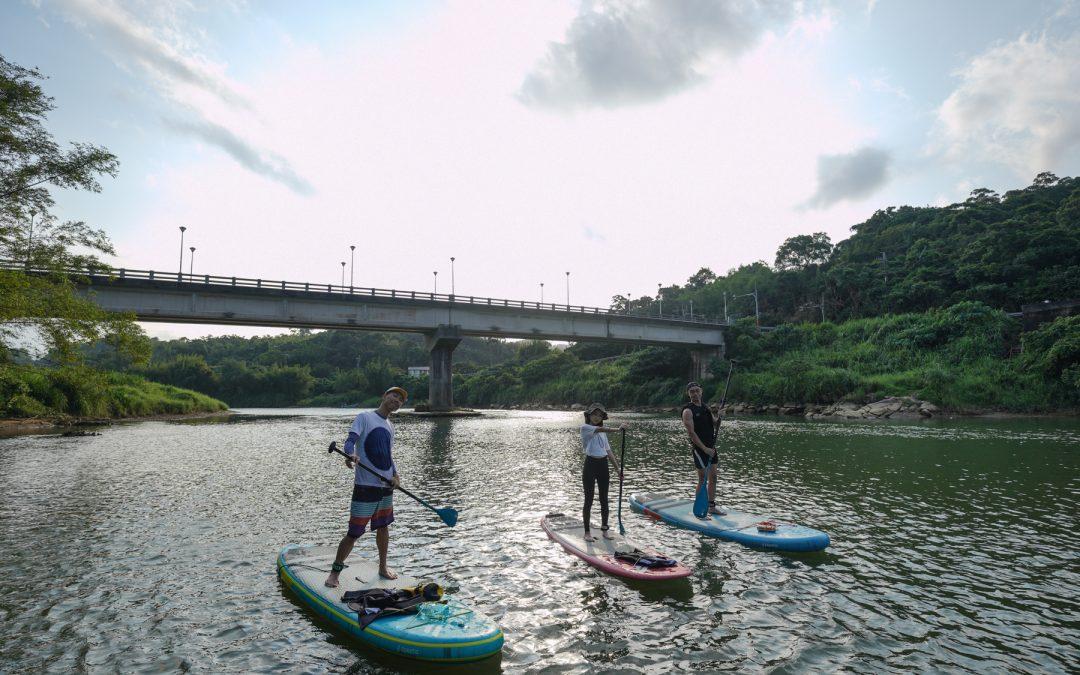 福隆雙溪河SUP體驗_20200429_下午