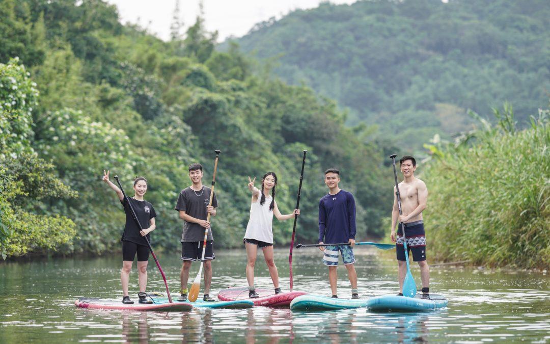 福隆雙溪河SUP體驗_20200513_下午